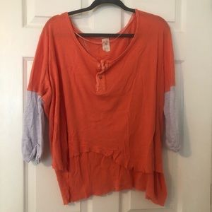 Free People Top size XS!